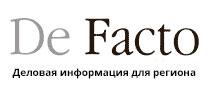 """""""De Facto"""""""